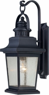 Savoy House 5-3554-25 Barrister Slate Outdoor Wall Lighting Sconce