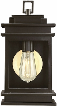 Savoy House 5-400-13 Reading English Bronze Outdoor Sconce Lighting