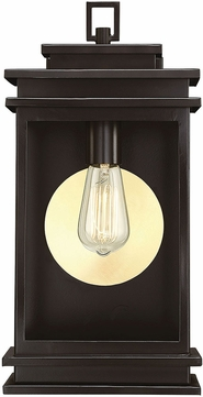 Savoy House 5-401-13 Reading English Bronze Exterior Light Sconce