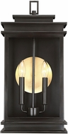 Savoy House 5-402-13 Reading English Bronze Outdoor Lighting Sconce