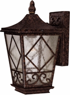 Savoy House 5-420-56 Felicity Traditional New Tortoise Shell Exterior Wall Lighting Fixture