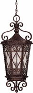 Savoy House 5-423-56 Felicity Traditional New Tortoise Shell Outdoor Pendant Lighting Fixture