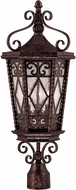 Savoy House 5-424-56 Felicity Traditional New Tortoise Shell Exterior Post Light