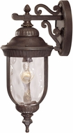 Savoy House 5-60321-40 Castlemain Traditional Walnut Patina Exterior 8 Wall Lighting Sconce