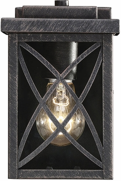 Savoy House 5-700-113 Norwalk Brushed Bronze Exterior Lamp Sconce