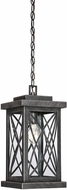 Savoy House 5-703-113 Norwalk Brushed Bronze Outdoor Pendant Lighting Fixture