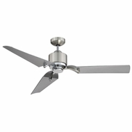 Savoy House 52-200-3SV-SNCH Wasp Contemporary Satin Nickel/Chrome LED 52 Home Ceiling Fan