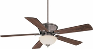 Savoy House 52P-646-5RV-187 St. Simons Brushed Pewter 52 Ceiling Fan