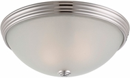 Savoy House 6-780-13-109 Flush Mount Polished Nickel 13  Ceiling Lighting Fixture
