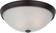 Savoy House 6-780-13-13 Flush Mount English Bronze 13  Ceiling Light Fixture