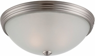 Savoy House 6-780-13-SN Flush Mount Satin Nickel 13  Flush Lighting