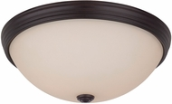 Savoy House 6-781-13-13 Flush Mount English Bronze 13  Overhead Lighting
