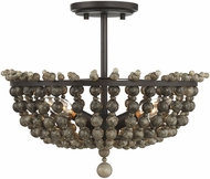 Savoy House 6-9193-3-13 Madison Modern English Bronze Ceiling Lighting Fixture