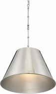 Savoy House 7-131-1-109 Alden Polished Nickel Ceiling Pendant Light