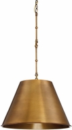 Savoy House 7-131-1-322 Alden Warm Brass Drop Ceiling Light Fixture