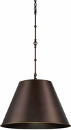 Savoy House 7-131-1-323 Alden Warm Brass Drop Lighting Fixture