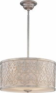 Savoy House 7-1441-5-211 Pendant Argentum Drum Pendant Lighting