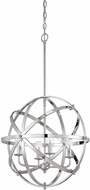 Savoy House 7-4353-4-CH Dias Contemporary Chrome Pendant Light Fixture