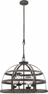 Savoy House 7-7090-4-49 Aiken Modern Winterwood Lighting Pendant