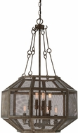 Savoy House 7-9011-8-42 Armour Contemporary Galaxy Bronze Ceiling Pendant Light