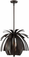 Savoy House 7-9140-3-61 Jarvis Contemporary Bronze Ore Hanging Pendant Light