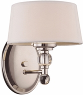 Savoy House 8-1041-1-109 Murren Polished Nickel Halogen Wall Sconce Light