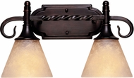 Savoy House 8-1683-2-13 Essex English Bronze 2-Light Bath Lighting Fixture