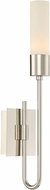 Savoy House 9-104-1-109 Luxor Modern Polished Nickel Halogen Lighting Sconce