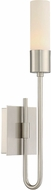 Savoy House 9-104-1-SN Luxor Modern Satin Nickel Halogen Wall Sconce Lighting