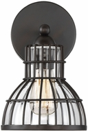 Savoy House 9-2102-1-13 Grant English Bronze Wall Lighting Fixture