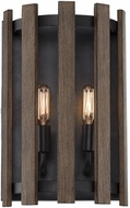 Savoy House 9-4104-2-133 Santiago Sapele Wall Sconce Light