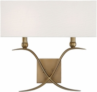Savoy House 9-800-2-322 Payton Warm Brass Sconce Lighting