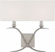 Savoy House 9-800-2-SN Payton Satin Nickel Lighting Sconce