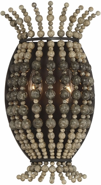Savoy House 9-9192-2-13 Madison Contemporary English Bronze Wall Light Fixture
