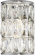 Savoy House 9-9202-2-11 Citrine Polished Chrome LED Lighting Wall Sconce