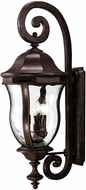 Savoy House KP-5-303-40 Monticello Walnut Patina Outdoor Wall Sconce Light