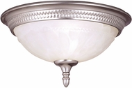 Savoy House KP-6-506-11-69 Spirit Pewter Flush Mount Ceiling Light Fixture