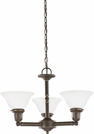 Seagull 31060EN-782 Sussex Heirloom Bronze LED Mini Chandelier Light
