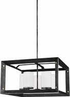Seagull 3140505EN-846 Chatauqua Modern Stardust LED Mini Chandelier Light
