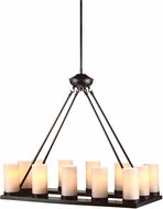 Seagull 31588EN-710 Ellington Contemporary Burnt Sienna LED Island Lighting