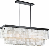 Seagull 3225005EN-782 Corsicana Modern Heirloom Bronze LED Kitchen Island Lighting