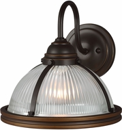 Seagull 41060EN-715 Pratt Street Autumn Bronze LED Wall Sconce