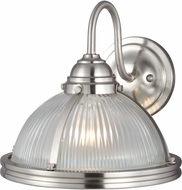 Seagull 41060EN-962 Pratt Street Brushed Nickel LED Wall Lamp
