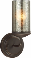 Seagull 4110401EN-715 Sfera Contemporary Autumn Bronze LED Light Sconce