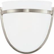 Seagull 41115EN-962 Eternity Modern Brushed Nickel LED Lighting Sconce