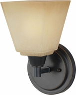 Seagull 4113001EN-845 Parkfield Flemish Bronze LED Wall Lighting Sconce