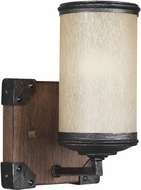 Seagull 4113301EN-846 Dunning Stardust LED Wall Light Sconce