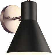 Seagull 4141301EN3-848 Towner Contemporary Satin Bronze LED Wall Mounted Lamp