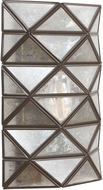 Seagull 4141401-782 Harambee Contemporary Heirloom Bronze Wall Sconce Lighting