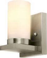 Seagull 41585EN-962 Ellington Modern Brushed Nickel LED Wall Mounted Lamp